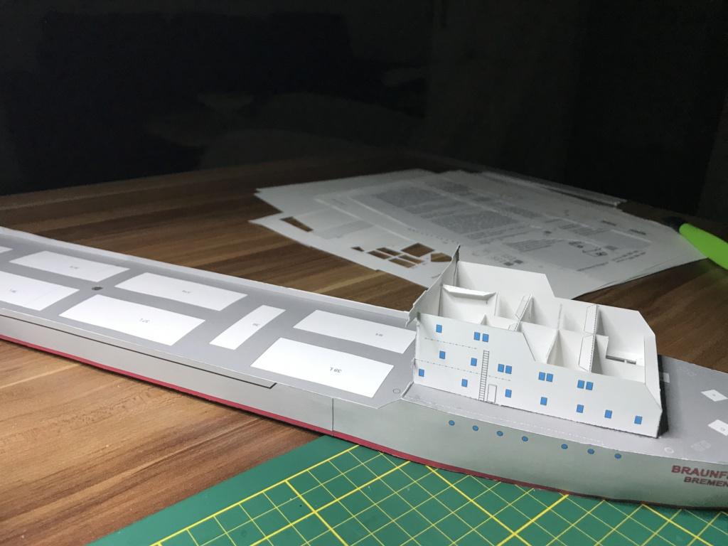 Schwergutfrachtschiff Braunfels der DDG Hansa 1:250 gebaut von Flettmanager - Seite 3 Image101