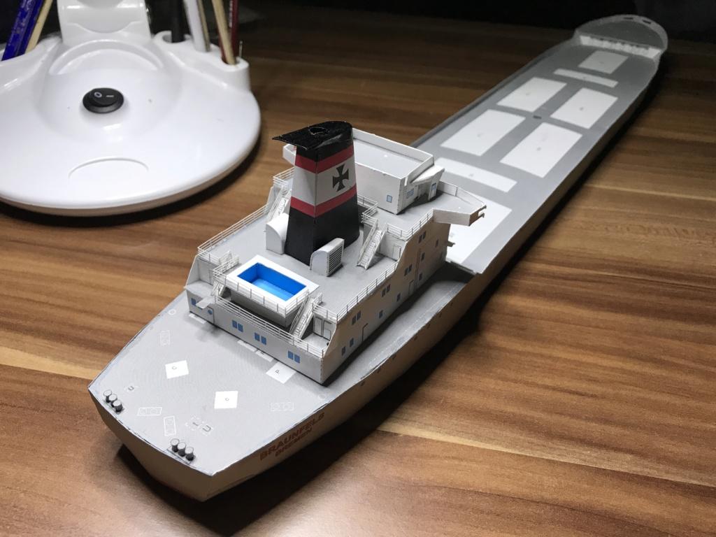 Schwergutfrachtschiff Braunfels der DDG Hansa 1:250 gebaut von Fleetmanager - Seite 4 Image105