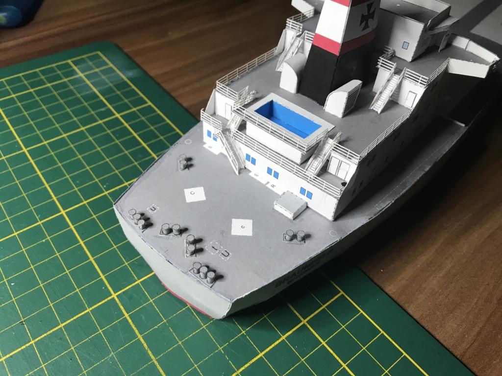 Schwergutfrachtschiff Braunfels der DDG Hansa 1:250 gebaut von Fleetmanager - Seite 4 Image107