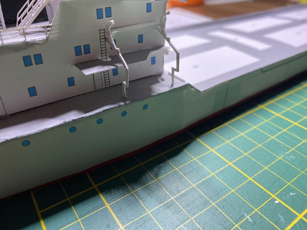 Schwergutfrachtschiff Braunfels der DDG Hansa 1:250 gebaut von Fleetmanager - Seite 4 Image116