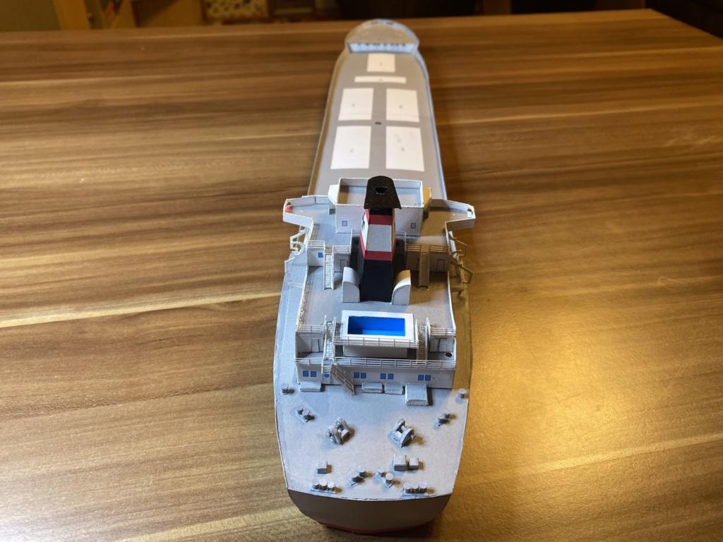 Schwergutfrachtschiff Braunfels der DDG Hansa 1:250 gebaut von Flettmanager - Seite 5 Image119