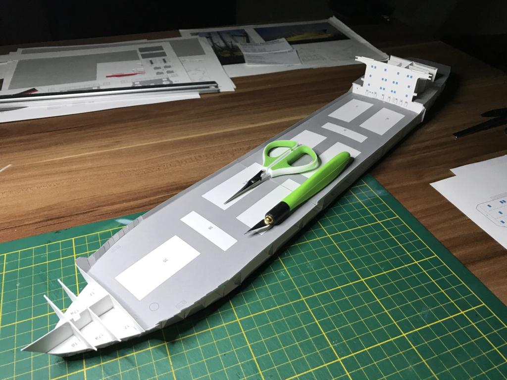 Schwergutfrachtschiff Braunfels der DDG Hansa 1:250 gebaut von Fleetmanager - Seite 2 Image81