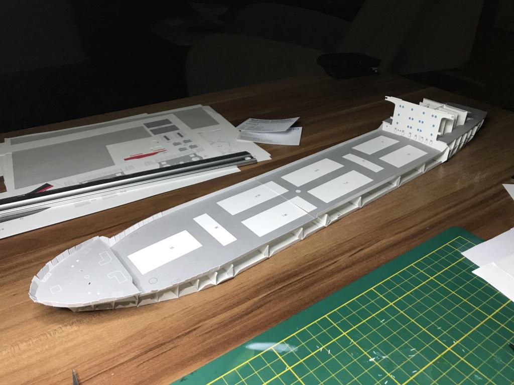 Schwergutfrachtschiff Braunfels der DDG Hansa 1:250 gebaut von Fleetmanager - Seite 2 Image82