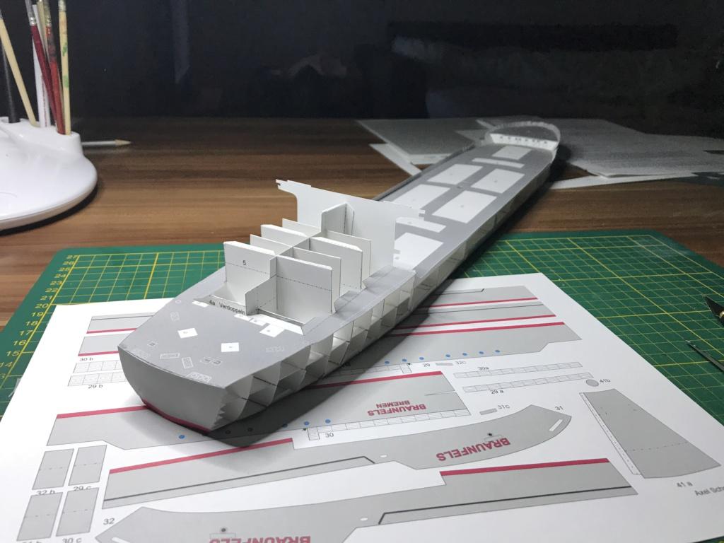Schwergutfrachtschiff Braunfels der DDG Hansa 1:250 gebaut von Fleetmanager - Seite 2 Image84