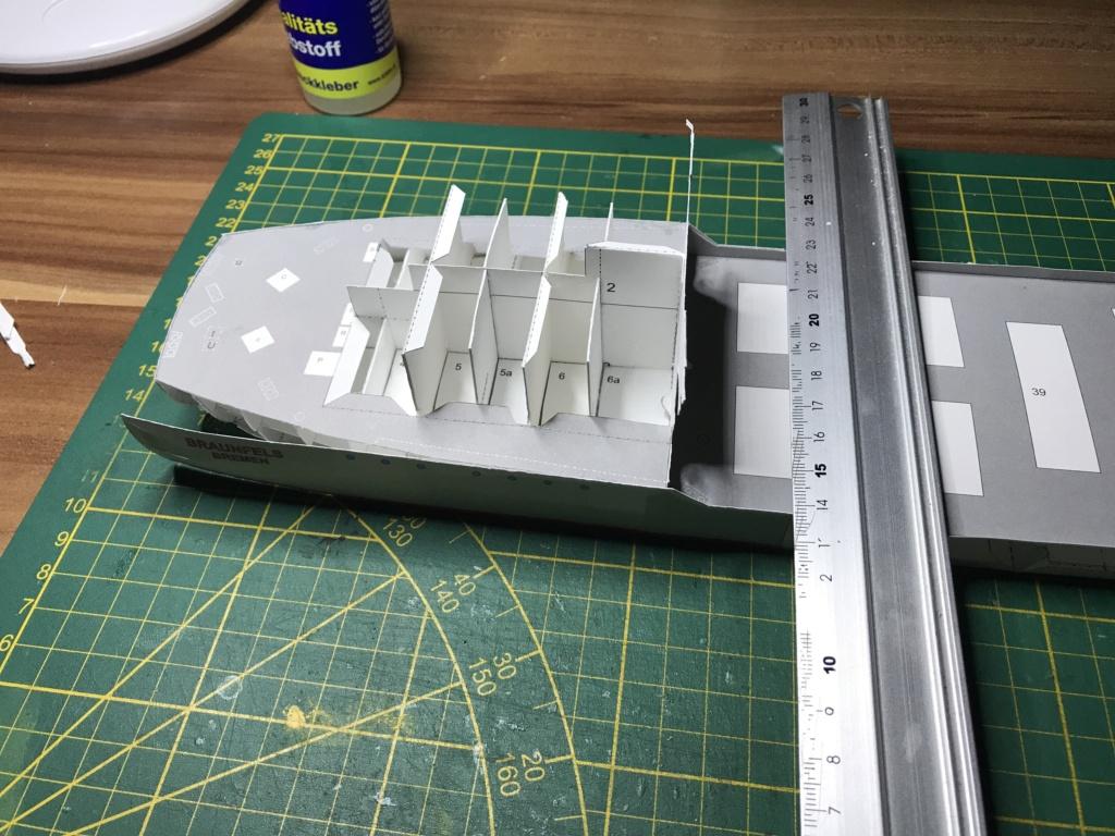 Schwergutfrachtschiff Braunfels der DDG Hansa 1:250 gebaut von Fleetmanager - Seite 2 Image86