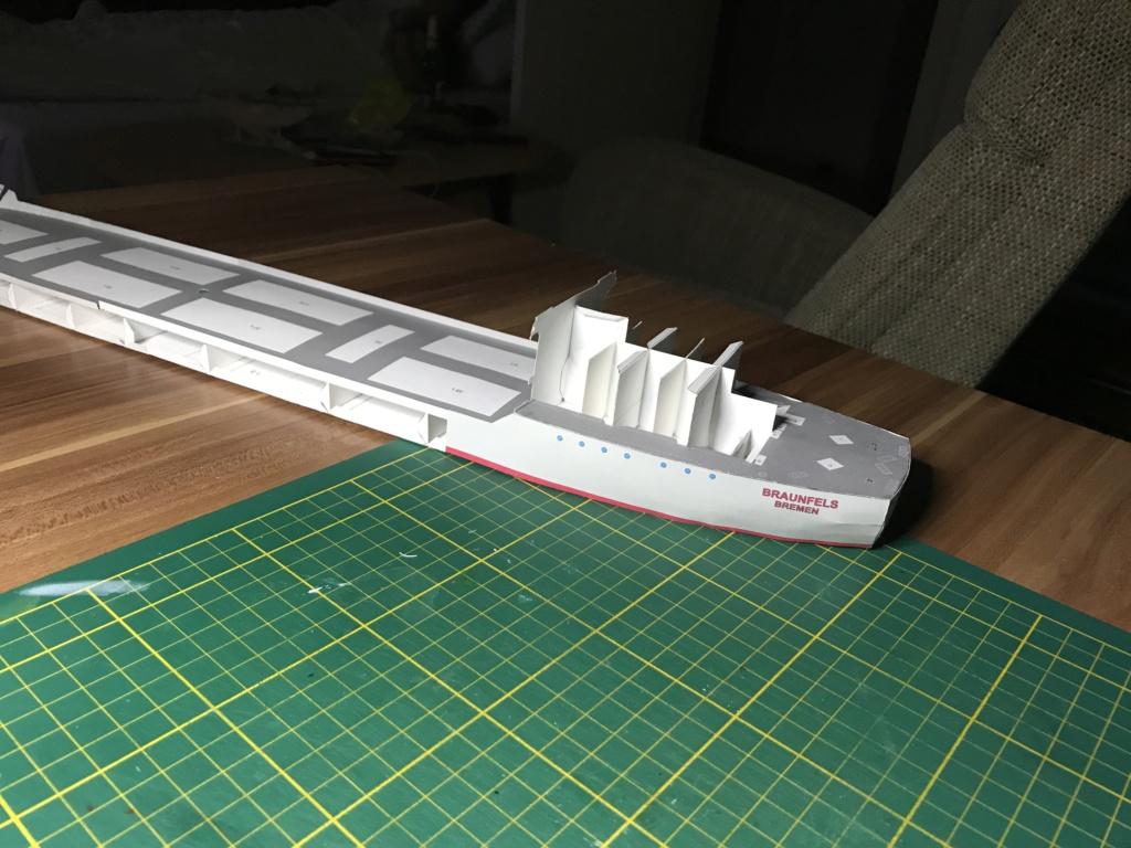Schwergutfrachtschiff Braunfels der DDG Hansa 1:250 gebaut von Fleetmanager - Seite 2 Image87