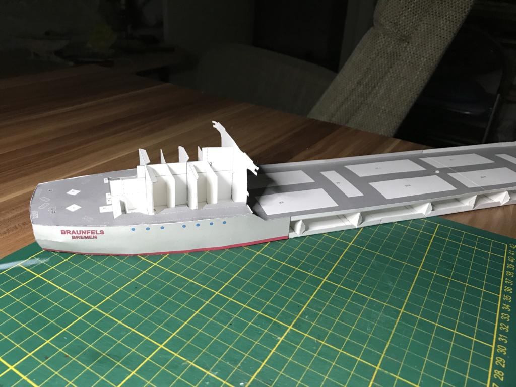 Schwergutfrachtschiff Braunfels der DDG Hansa 1:250 gebaut von Fleetmanager - Seite 2 Image88