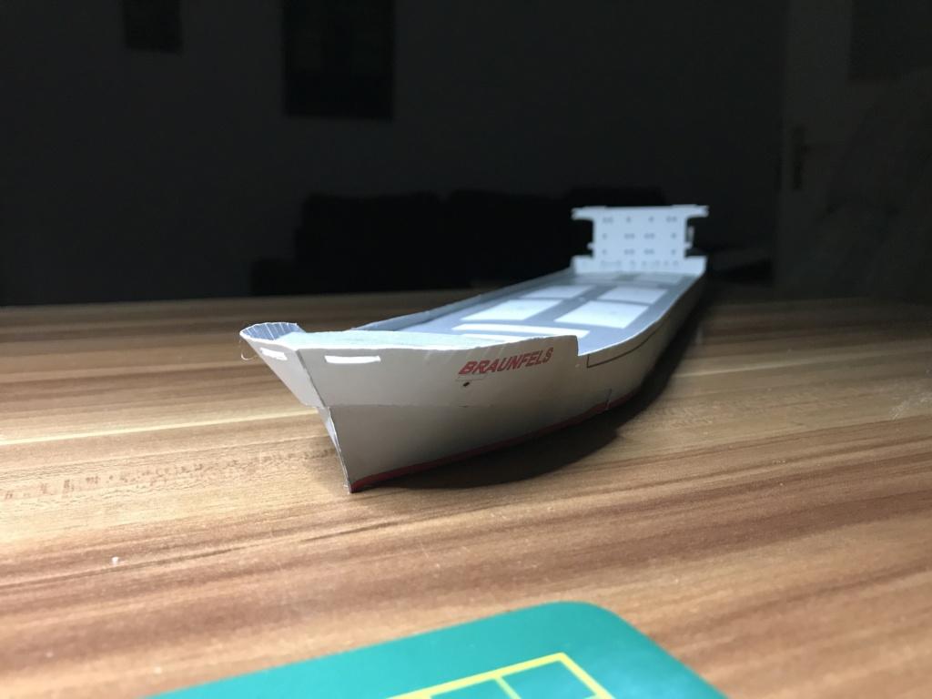 Schwergutfrachtschiff Braunfels der DDG Hansa 1:250 gebaut von Fleetmanager - Seite 3 Image98