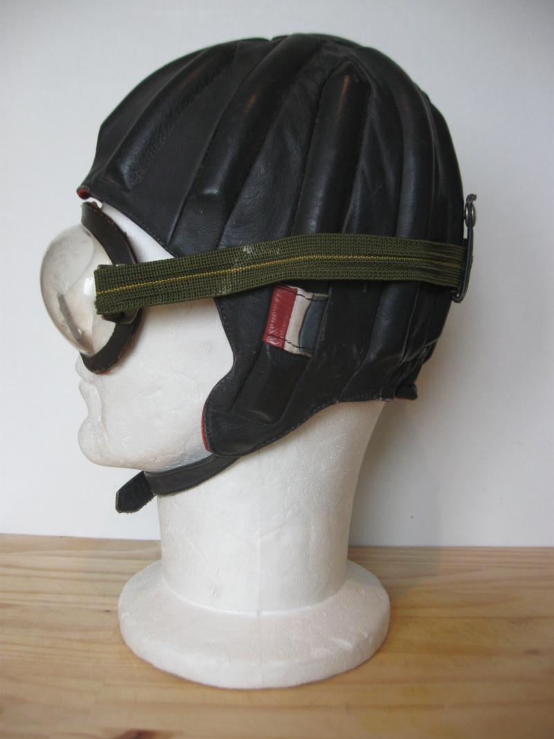 *Casque Gueneau Type 202 pour l'entraînement au saut des parachutistes 245_310