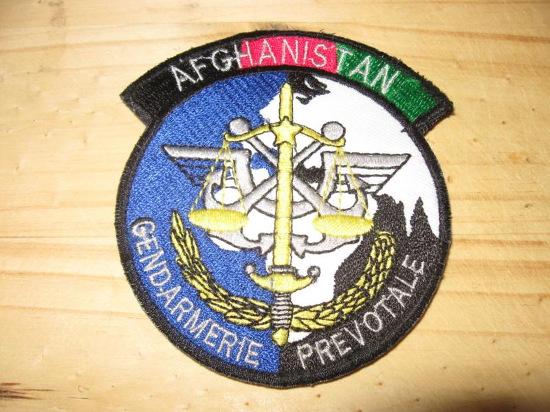 écusson gendarmerie prévôtale Djibouti Afgha_35