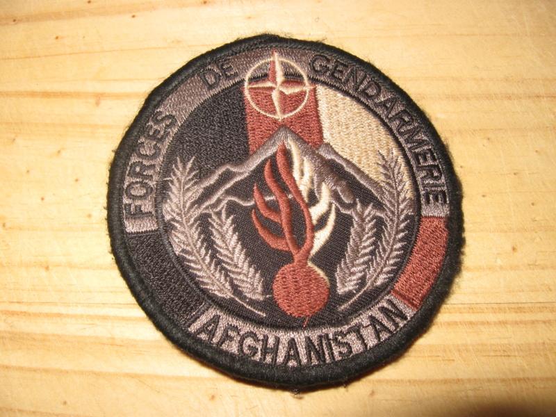 écusson gendarmerie prévôtale Djibouti Afgha_36