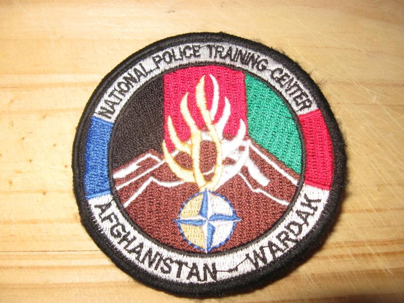 écusson gendarmerie prévôtale Djibouti Afgha_37