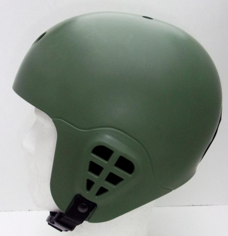 *Casque Gueneau Type 202 pour l'entraînement au saut des parachutistes Casque10