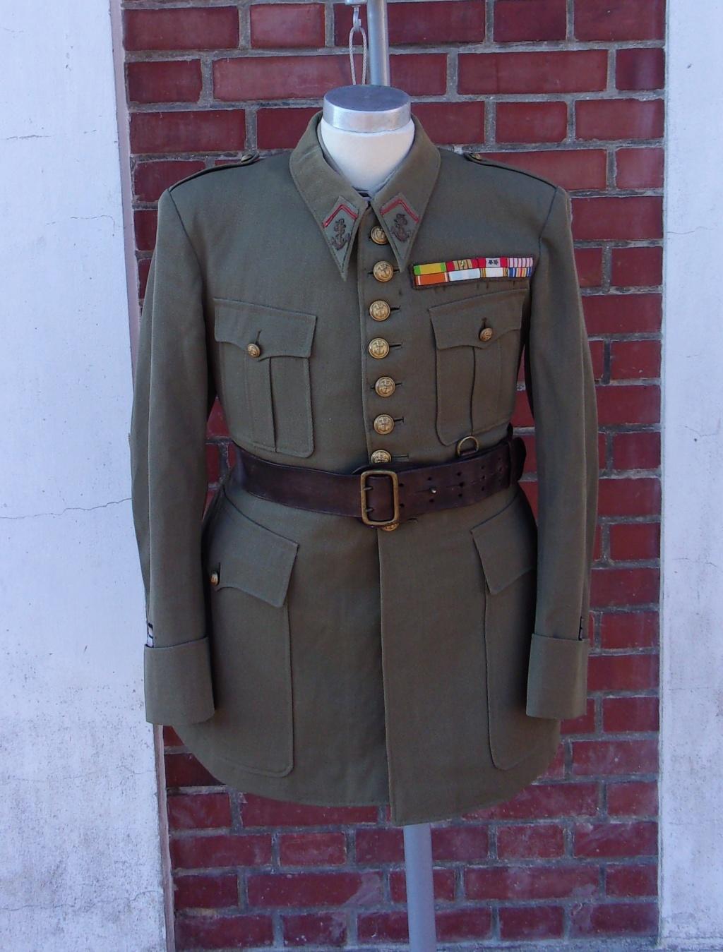 képi lieutenant l'Infanterie de Marine Vareus11