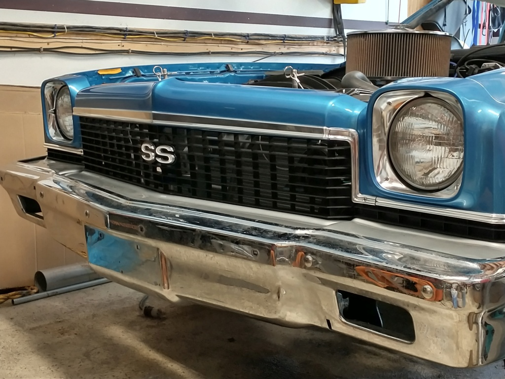 1973 Chevelle SS, 350, 4spd. build - Page 14 Front_11