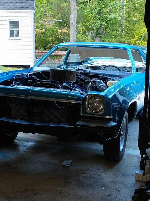 1973 Chevelle SS, 350, 4spd. build - Page 14 Front_12