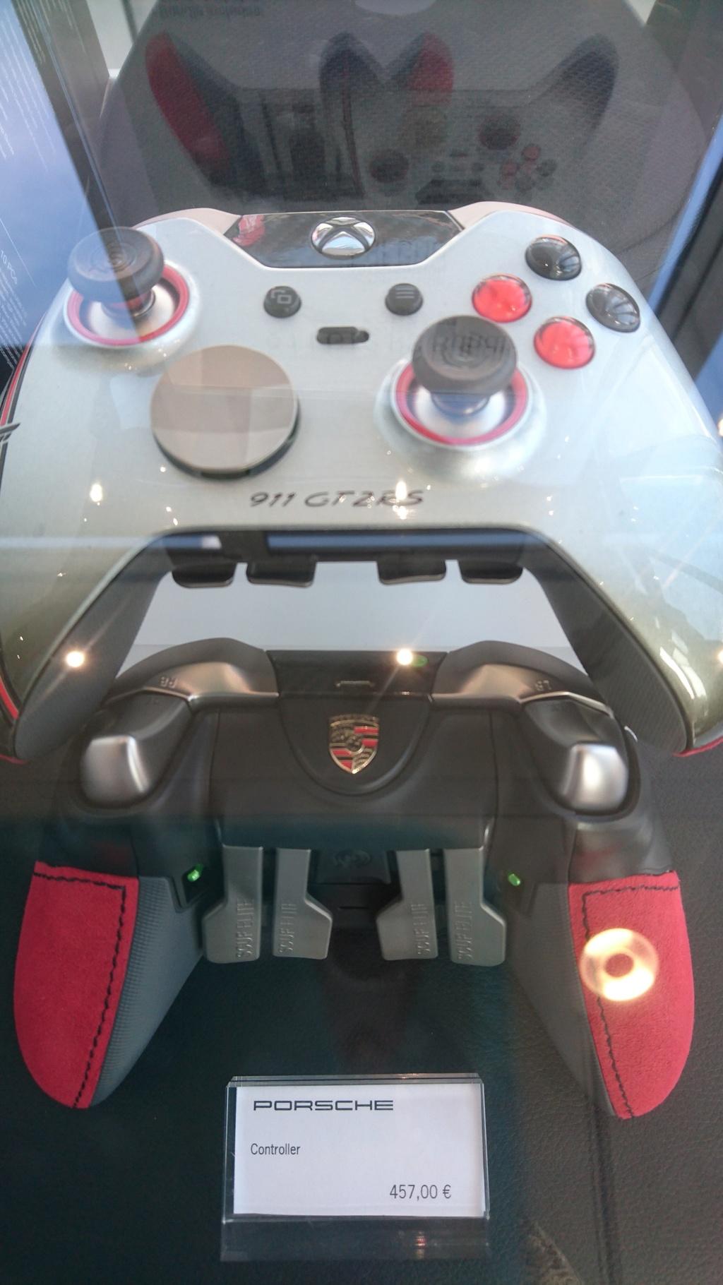 Manette XboX  Porsche 911 GT2 RS Dsc_0112