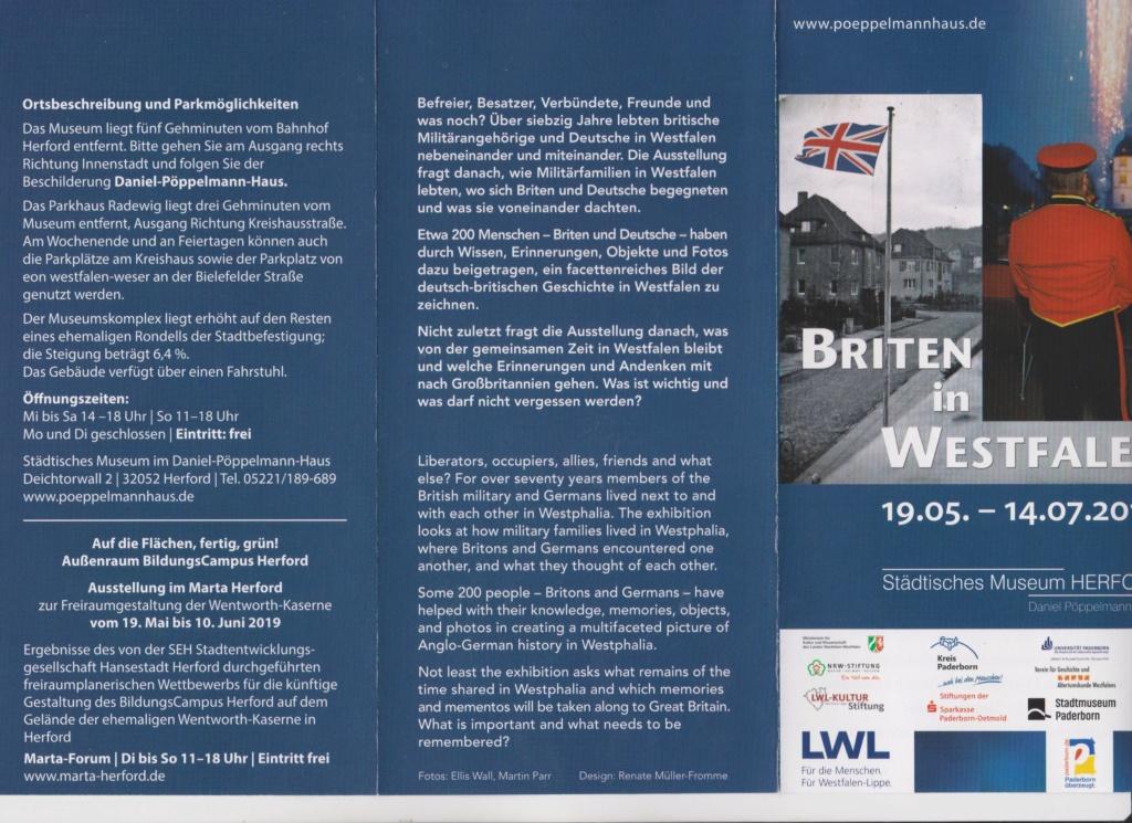 The British in Westfalen exhibition  Herford 2019 Briten11