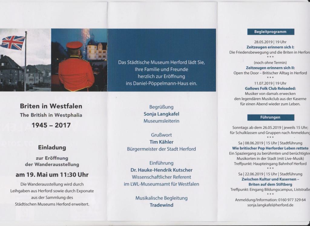 The British in Westfalen exhibition  Herford 2019 Briten12