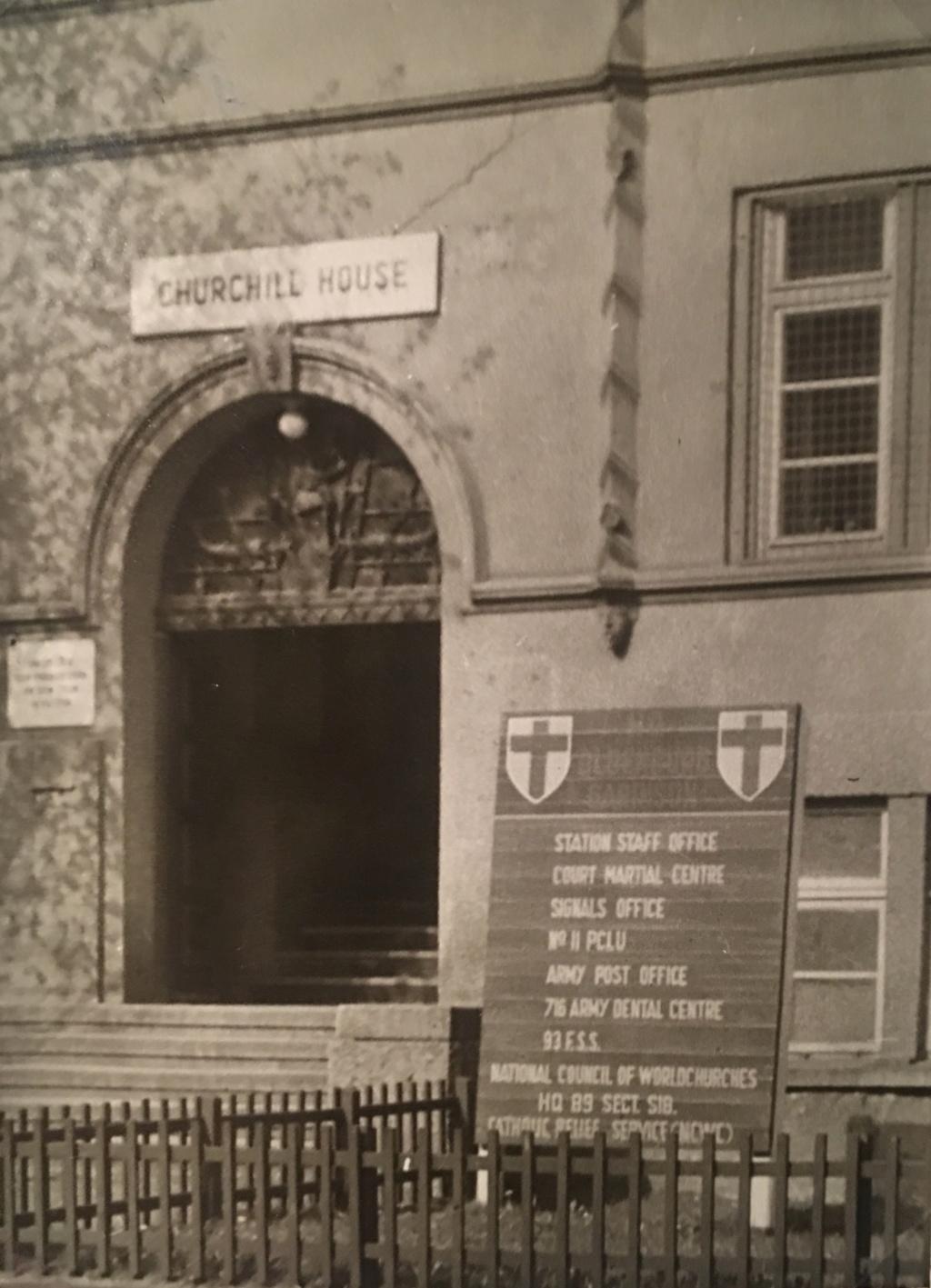 Oldenburg Service Church10