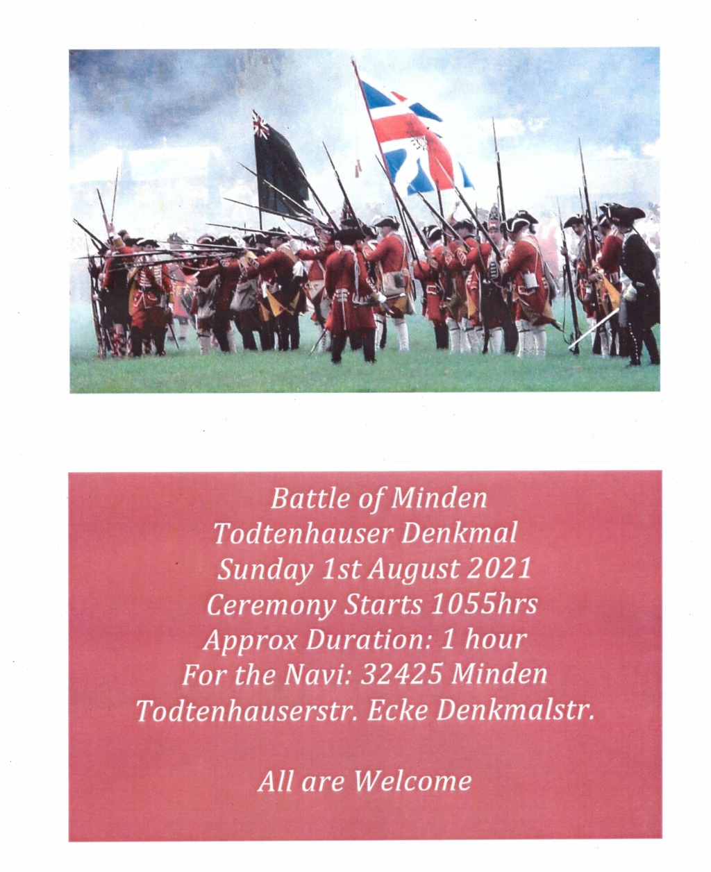 Battle of Minden 1 Aug 1759 Minden10