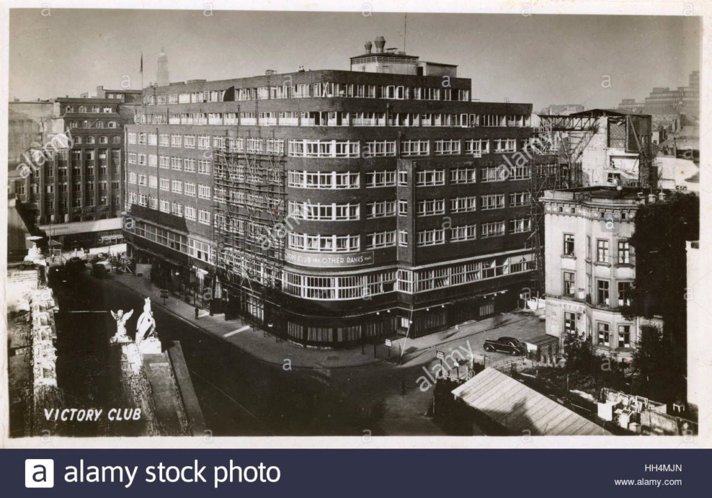 Seaforth Highlanders in Hamburg 1945 Victor10