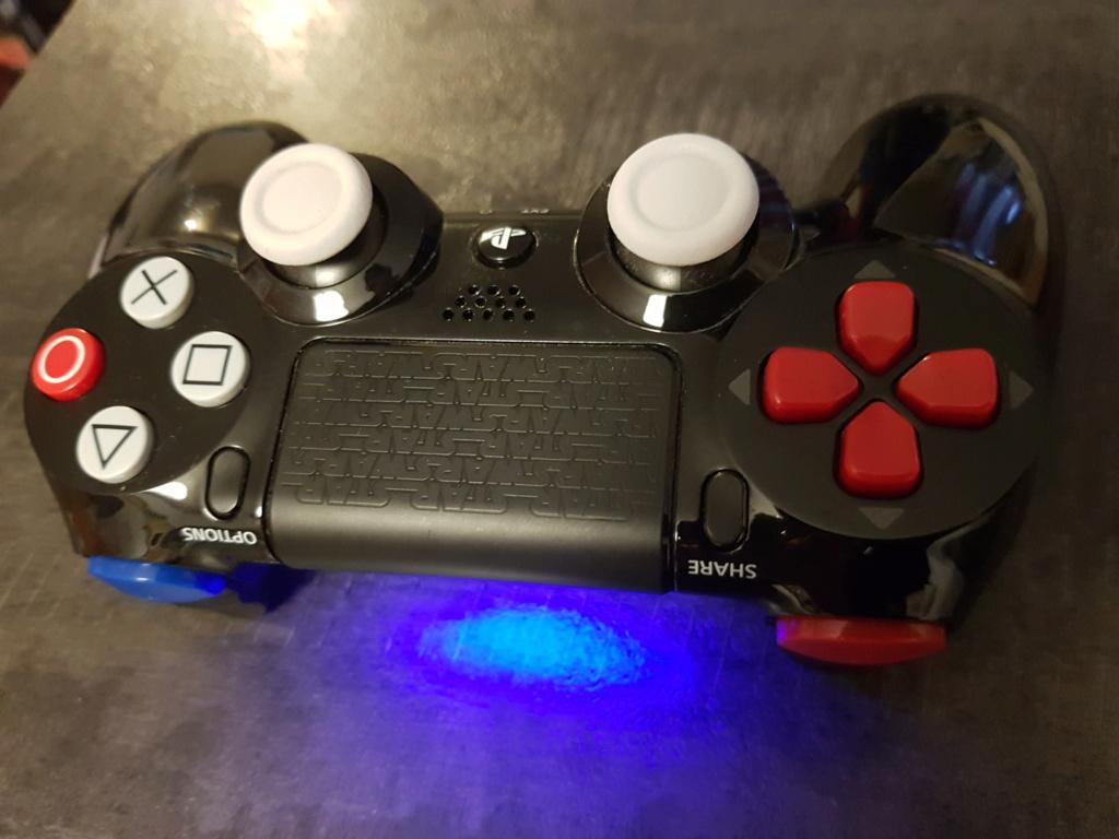 [ESTIM] Console PS4 collector Dark Vador 20181027