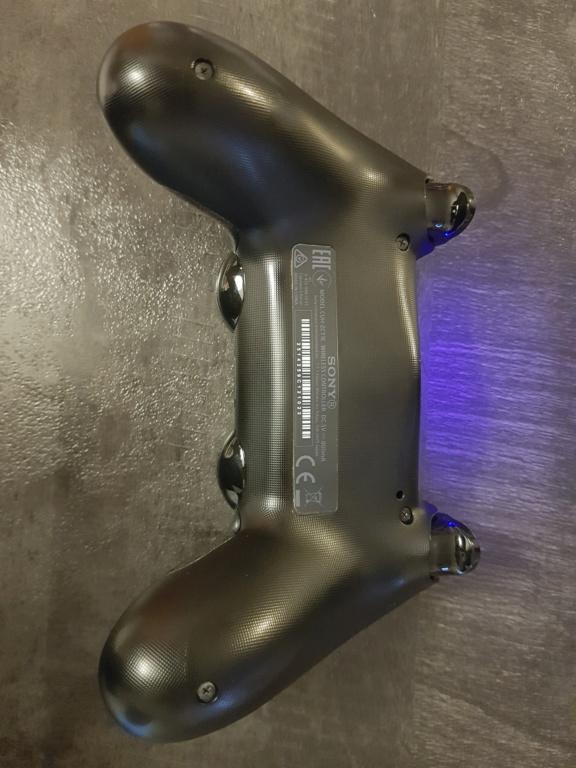 [ESTIM] Console PS4 collector Dark Vador 20181028