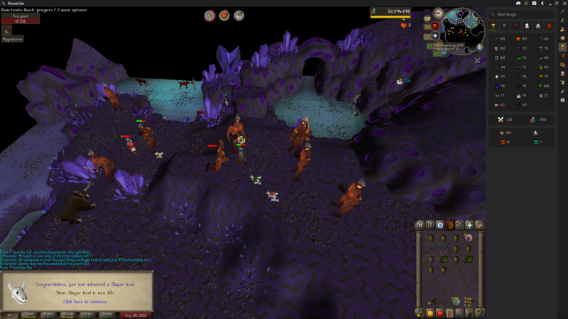Primalfears Ironman Progression Thread Slayer11