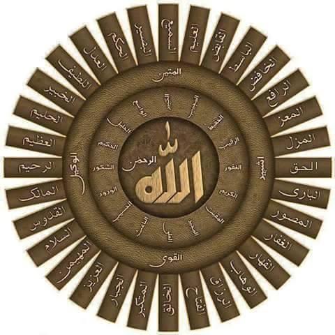 أسماء الله الحسنى ثابتة / 3   910