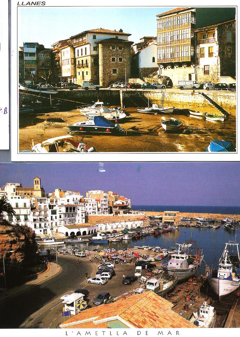 TEMATICA - Puertos pesqueros de España a través de las postales Barcos12