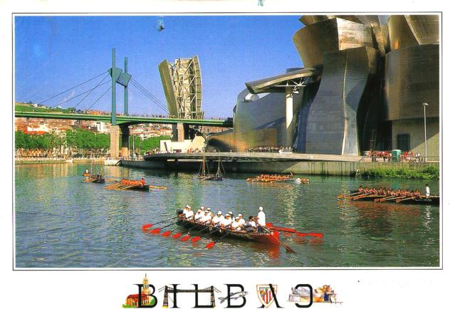 TEMATICA - Puertos pesqueros de España a través de las postales Bilbao10