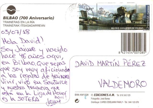 TEMATICA - Puertos pesqueros de España a través de las postales Bilbao11