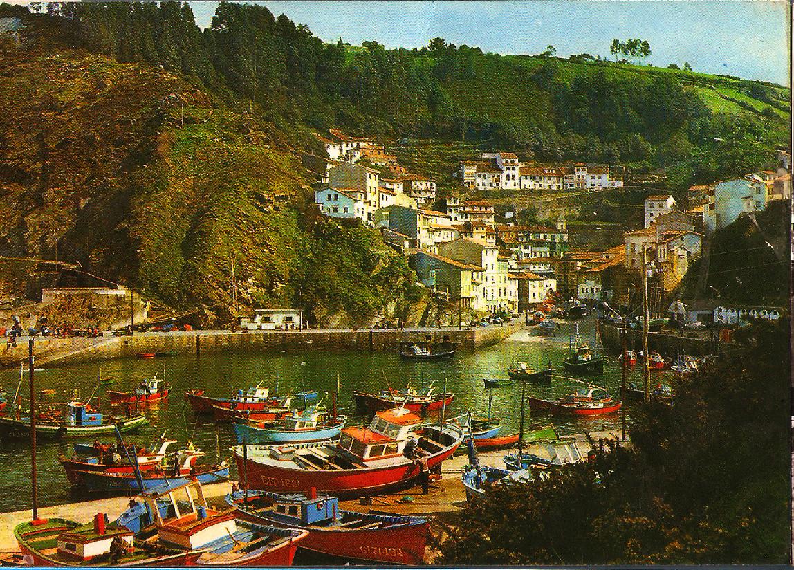 TEMATICA - Puertos pesqueros de España a través de las postales Cudill10