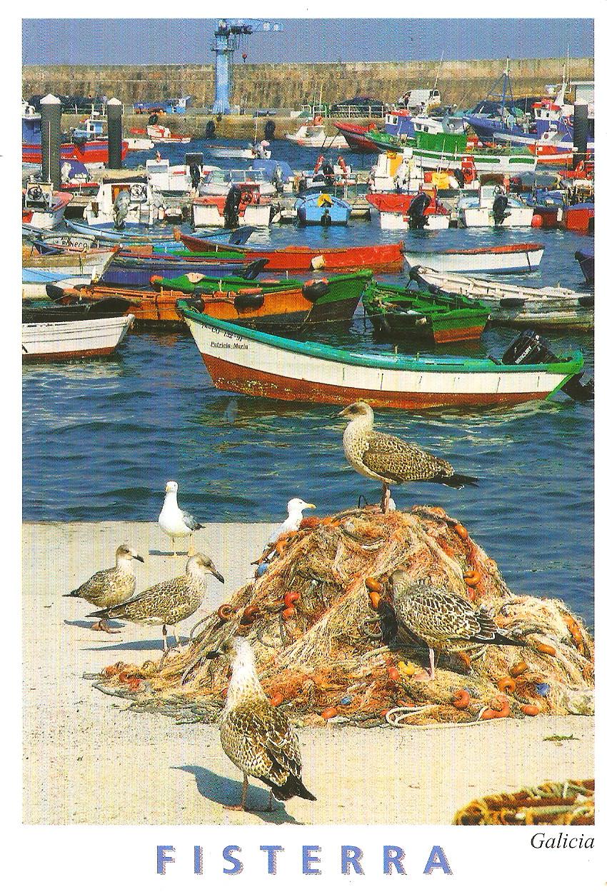 TEMATICA - Puertos pesqueros de España a través de las postales Fister10