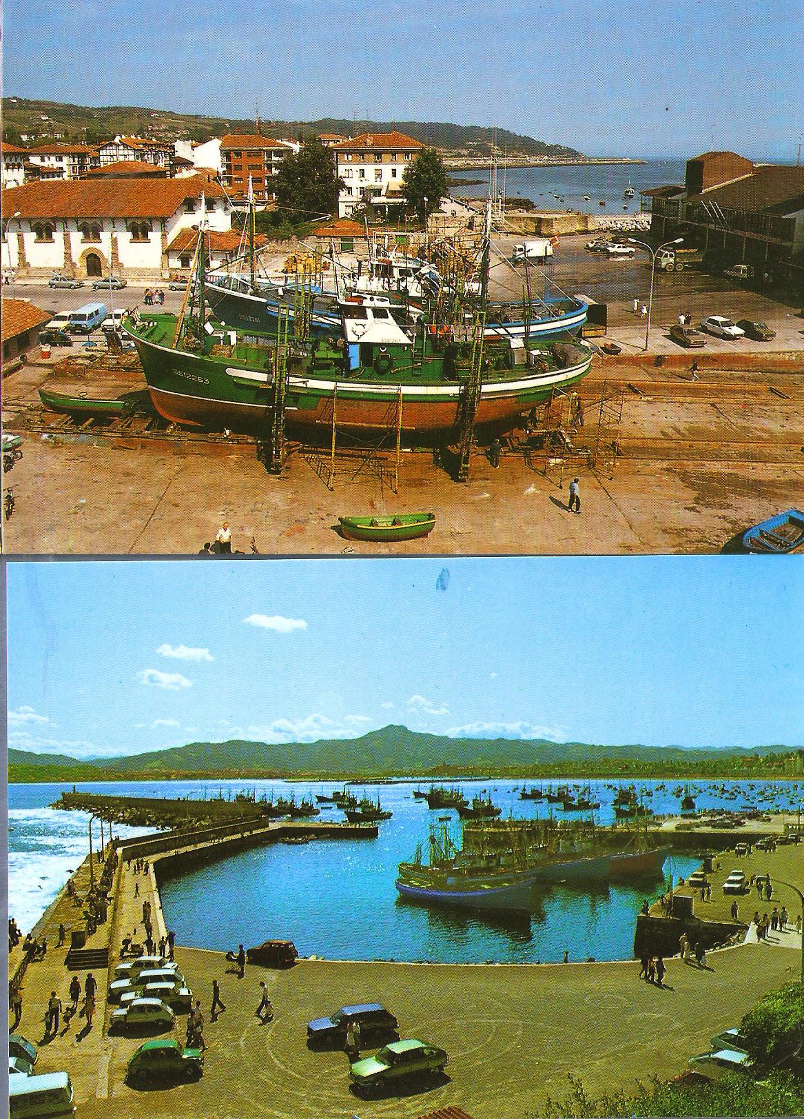 TEMATICA - Puertos pesqueros de España a través de las postales Fuente10