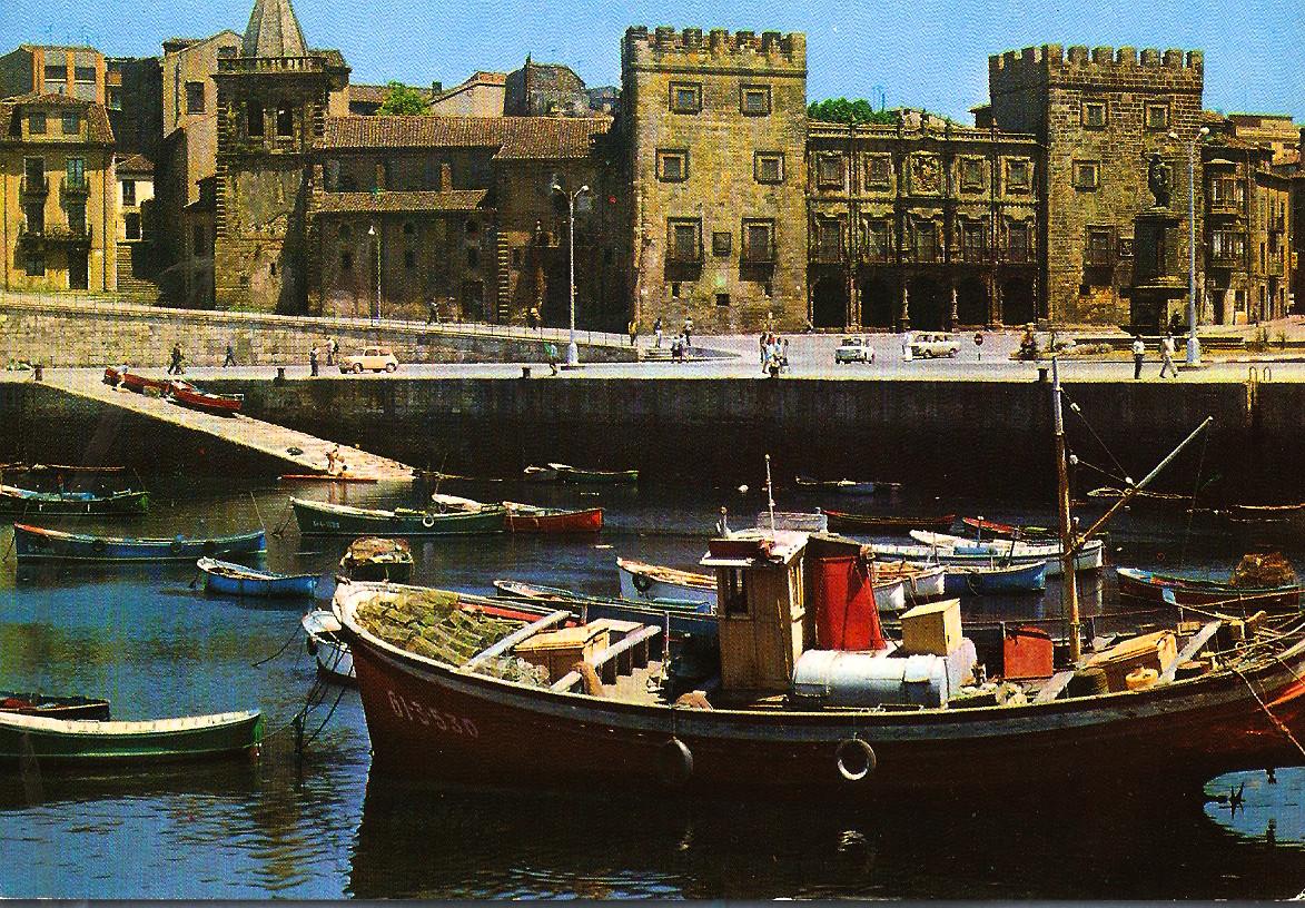 TEMATICA - Puertos pesqueros de España a través de las postales Gijon10