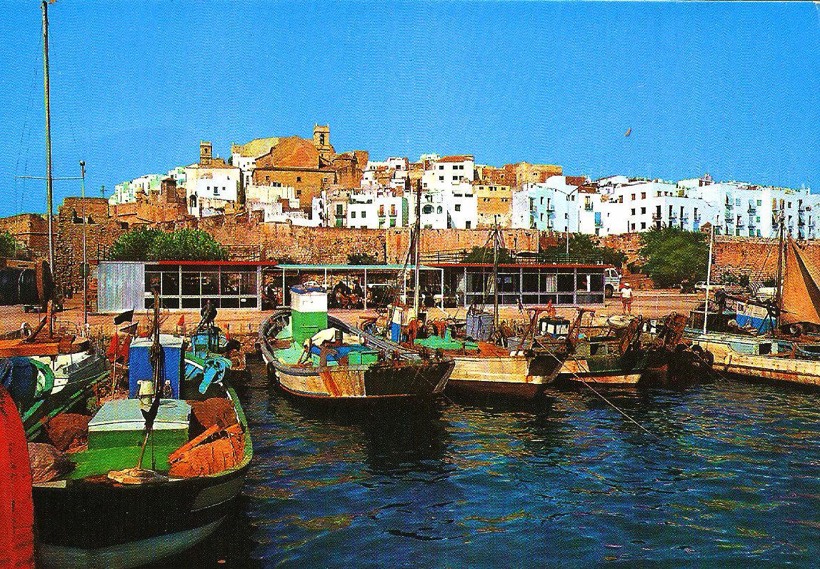TEMATICA - Puertos pesqueros de España a través de las postales Penisc10
