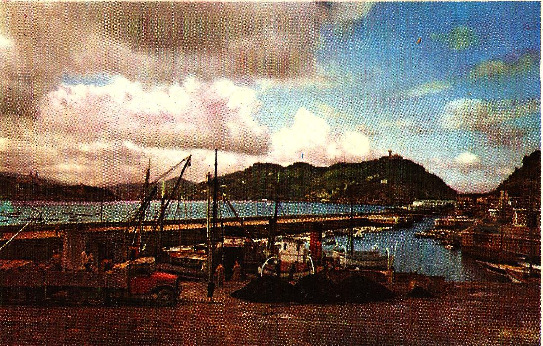 TEMATICA - Puertos pesqueros de España a través de las postales San_se10
