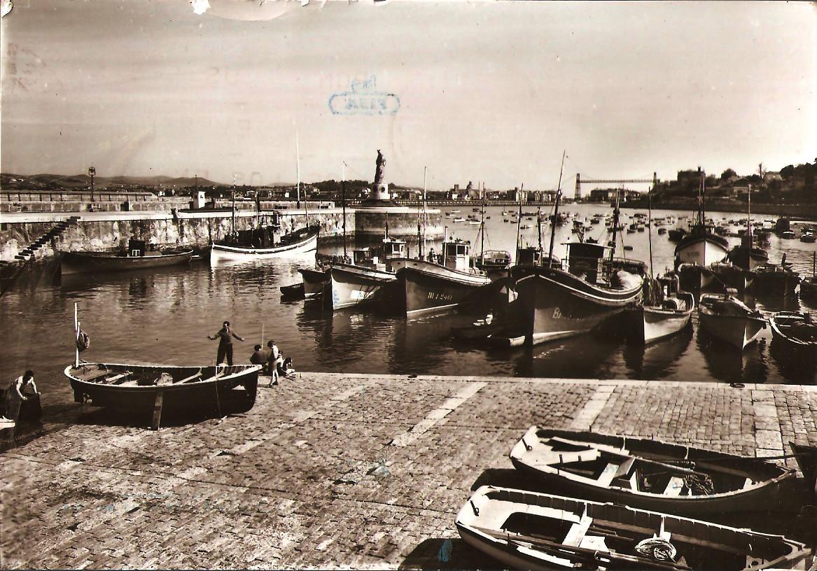 TEMATICA - Puertos pesqueros de España a través de las postales Santur11
