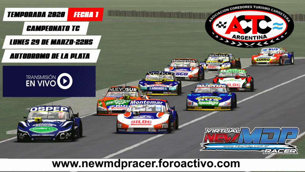Foro gratis : New MDP Racer - Portal 16486910