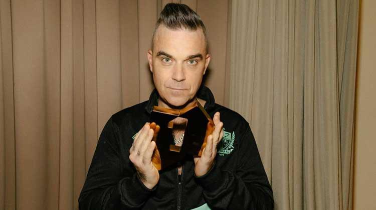 Robbie Williams nº1 en UK con 'The Christmas present'. 15757110