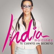 NUEVO ALBUM DE INDIA MARTINEZ. Porta210