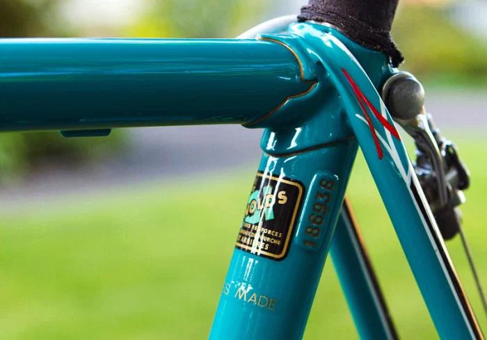 Comment identifier un modèle de vélo Eddy Merckx Allegr10