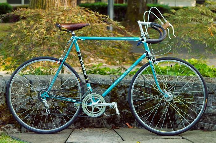 Comment identifier un modèle de vélo Eddy Merckx Allegr11