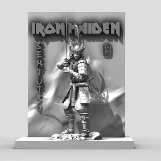 Iron Maiden - Senjutsu (2021) 16_web10