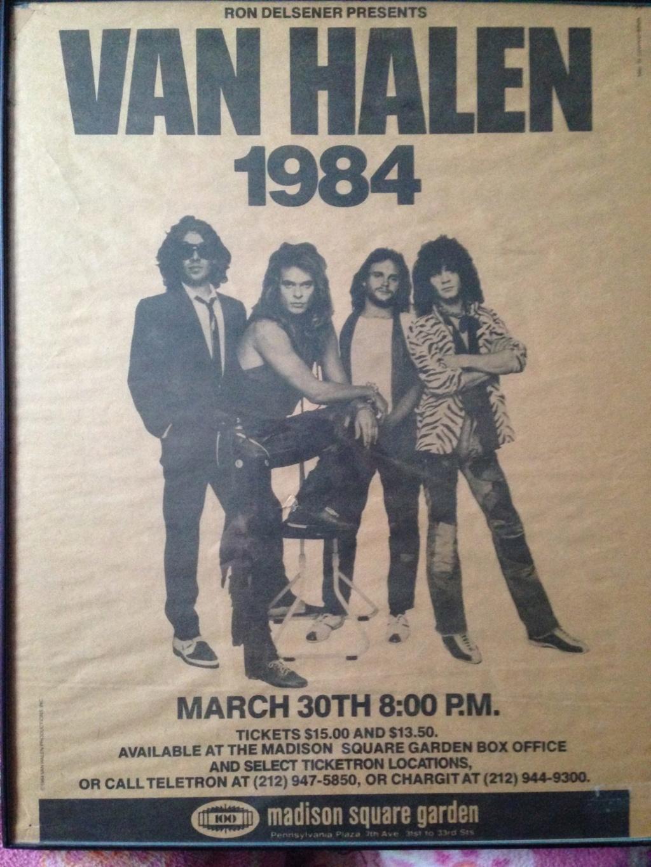 EDDIE VAN BASTEN, DAVIDS LEE ROTH... VAN HALEN BEGINS - Página 3 198410