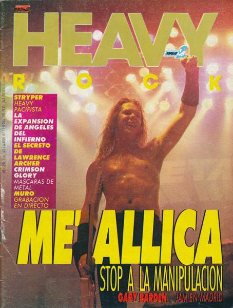 Metallica. Furia, sonido y velocidad - Página 15 198710