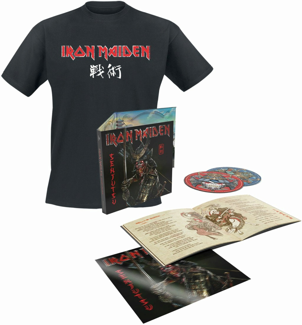 Iron Maiden - Senjutsu (2021) - Página 13 51203110