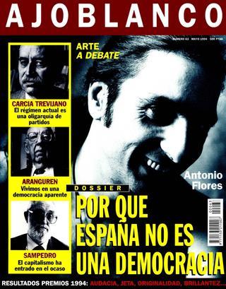 Antonio García Trevijano, un visionario. Ajo10